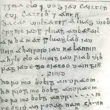 gaelic poem